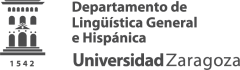 Departamento de Lingüística Hispánica